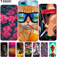 6.2'' For Oppo A3S Case Silicone Soft TP
