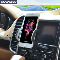 Universal Auto Car CD Slot Phone Holder Cobao Adjustable Cell Mobile Phone Holders For IPhone 6