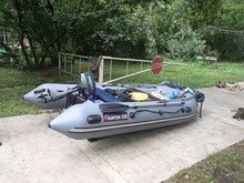 2016 Brand New Speeda Boat outboard motors marine boat engine 5hp 2-stroke water cooled