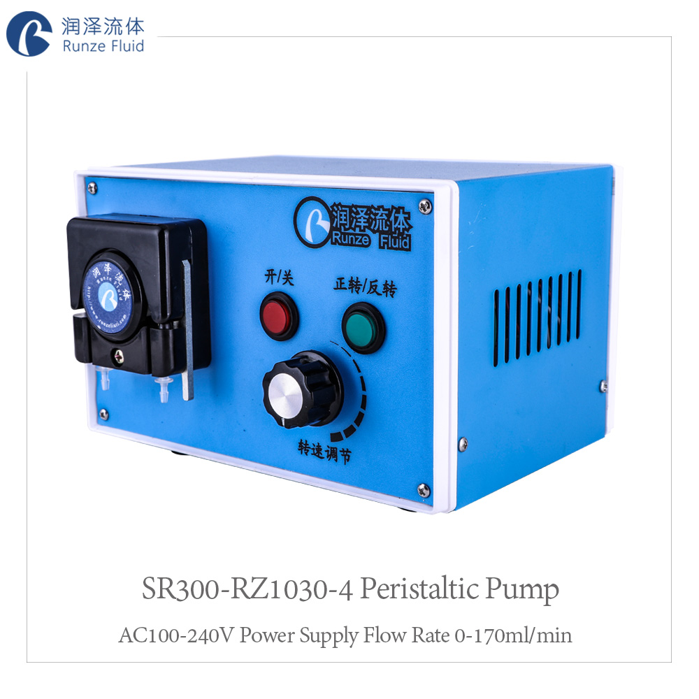 Selfpriming Peristaltic Dosing Pumps Speed Controllable