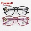 Moda retro óculos de acetato frame ótico de alta qualidade Imitação de madeira de madeira escovado para homens e mulheres mais populares 2016