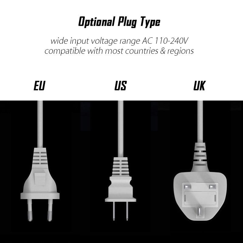 optional plug type