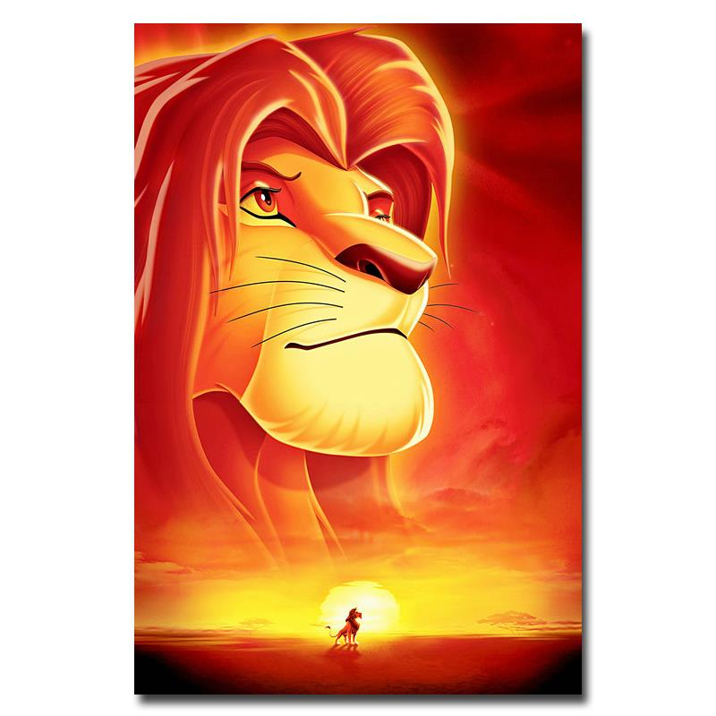 popular lion king posters