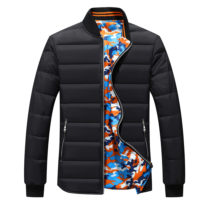 Здесь можно купить   Winter increased with ultra thin down jacket collar men