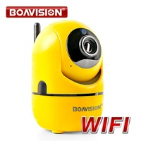 Super Mini Wireless Security IP Camera Wifi IR Cut Night Vision Two Way Audio Recording Surveillance