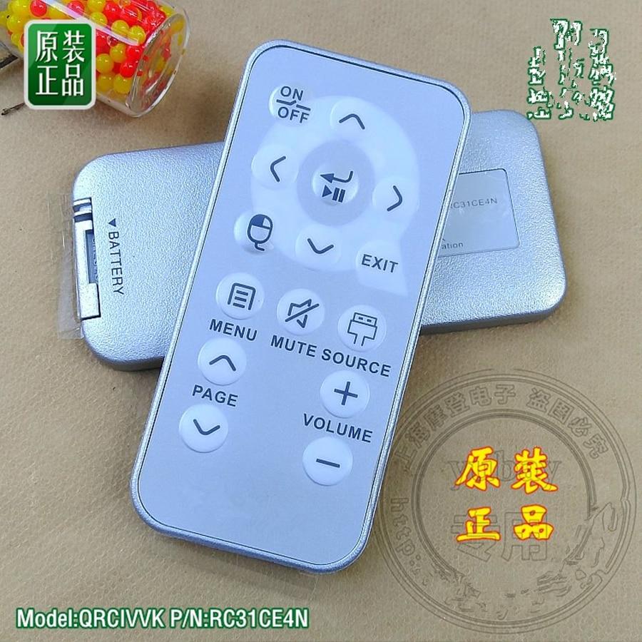 remote control suitable for Vivitek projector Q5  Q7 series QUMI parts Q6 проекторы vivitek qumi q5 black