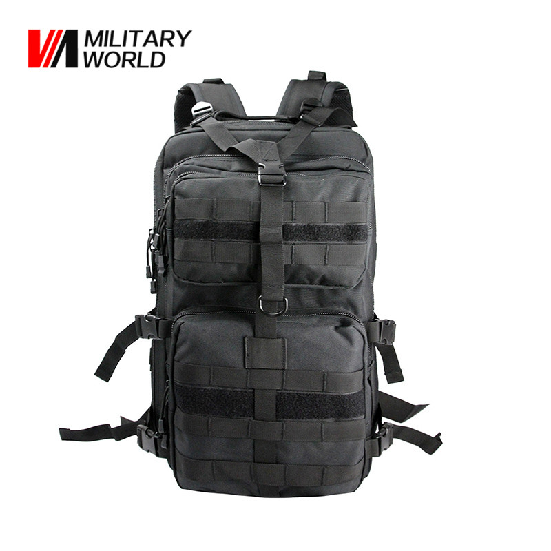 Tactical Airsoft Hunting Molle Backpack Outdoor Military Shoulder Bags Sport Camping Travel Hiking Climbing Back Pack Bag