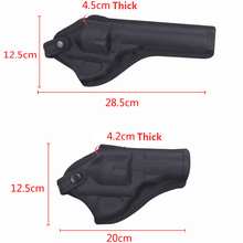 Tactical Revolver Holster Airsoft Gun Case Universal Oxford Revolver Duty Holster Hunting Pistol Case Carry For Revolver Sleeve топ atelier revolver atelier revolver at011ewjfj63