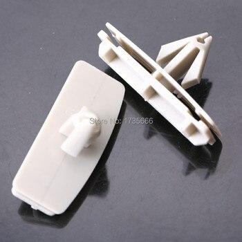 20 piezas guardabarros de recortar Clips 55157055AA para Jeep libertad Wrangler 2005-En 3.7L 3.8L