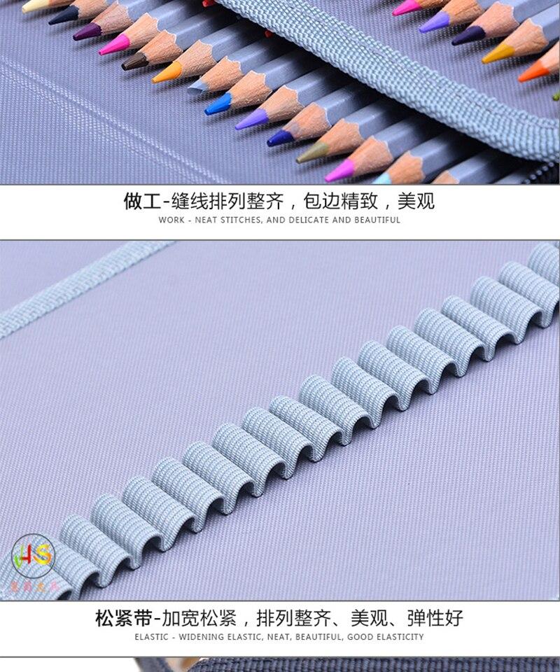 150 furos multi-função portátil caneta saco de
