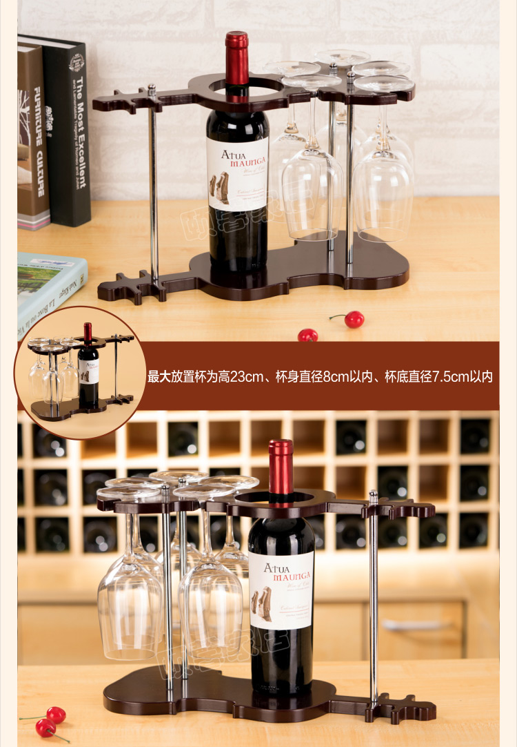 wine beer home bottles racks for from equipment frasqueira shelf wooden whisky holder brewing stand item rack stemware glass in stones