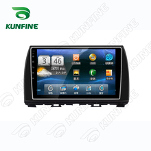 Quad Core 1024*600 Android 5.1 Car DVD GPS Navigation Player Deckless Car Stereo for Mazda CX-5 2015 Radio Bluetooth