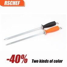 RSCHEF 1 stücke Stahl Messerschärfer Professionelle Schärfen Stange Schärfen Messer Stange Bleistiftspitzer Schleifstein Küche