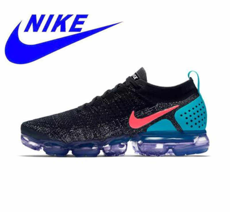... NIKE AIR VAPORMAX FLYKNIT 2 Mens and Women Running Shoes Sneakers  942842-103 Sport Outdoor ... c49892fa5