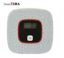 SmartYIBA 50pcs lot Independent CO Carbon Monoxide Poisoning Gas Sensor Photoelectric CO Detector CO Gas Alarm