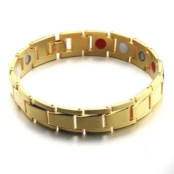 Abrray Magnetic Hematite Copper Man Health Care Jewelry 3