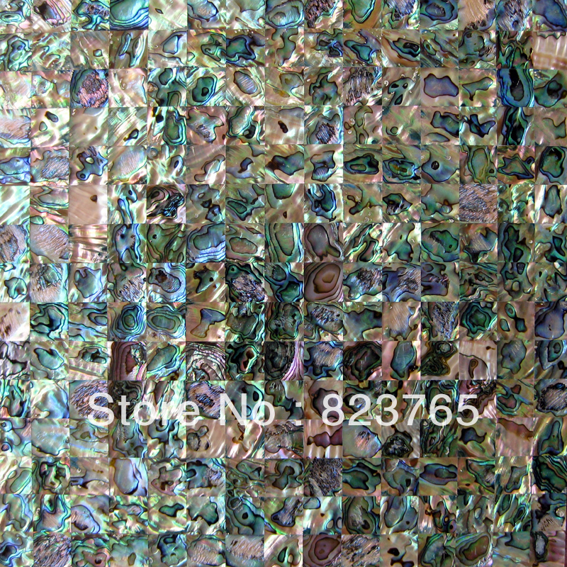 New Zealand Abalone Shell Mosaic Tile Paua Mother Of Pearl On Aliexpress Alibaba Group
