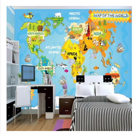 Kids Bedroom Background aliexpress : buy modern wallpaper kids bedroom background
