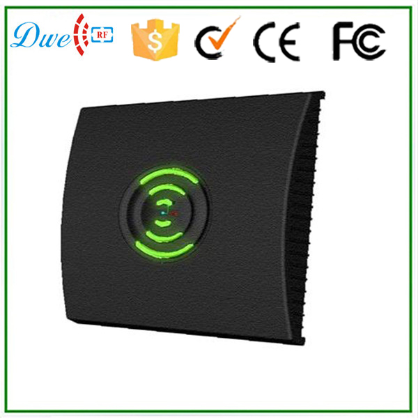 Temperature resistant black plastic wiegand 26 communication RFID Stylish outdoor reader wiegand 26 input
