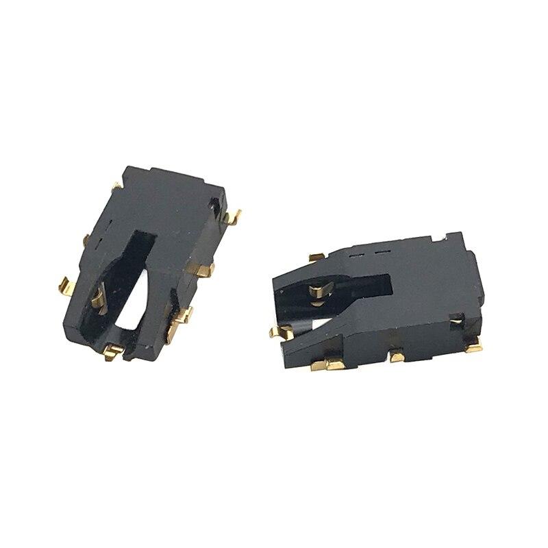 2pcs/lot Earphone Ear Phone Headphone Audio Jack  For Samsung Galaxy A7 A750 A750F