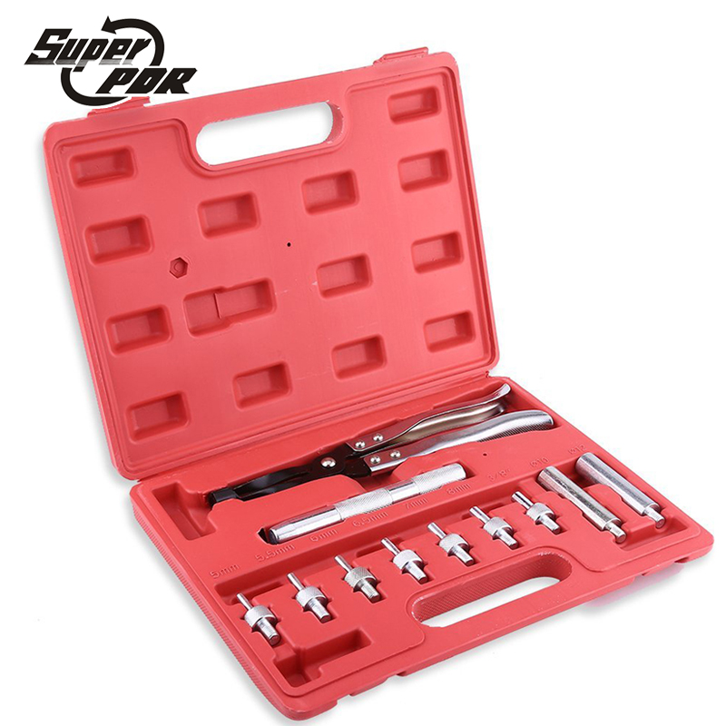 Super PDR oil seal dismantling tools 11tlg GMS De-/Montage Werkzeug Ventilschaftdichtung Montage Werkzeug Satz lacywear юбка u 33 svm