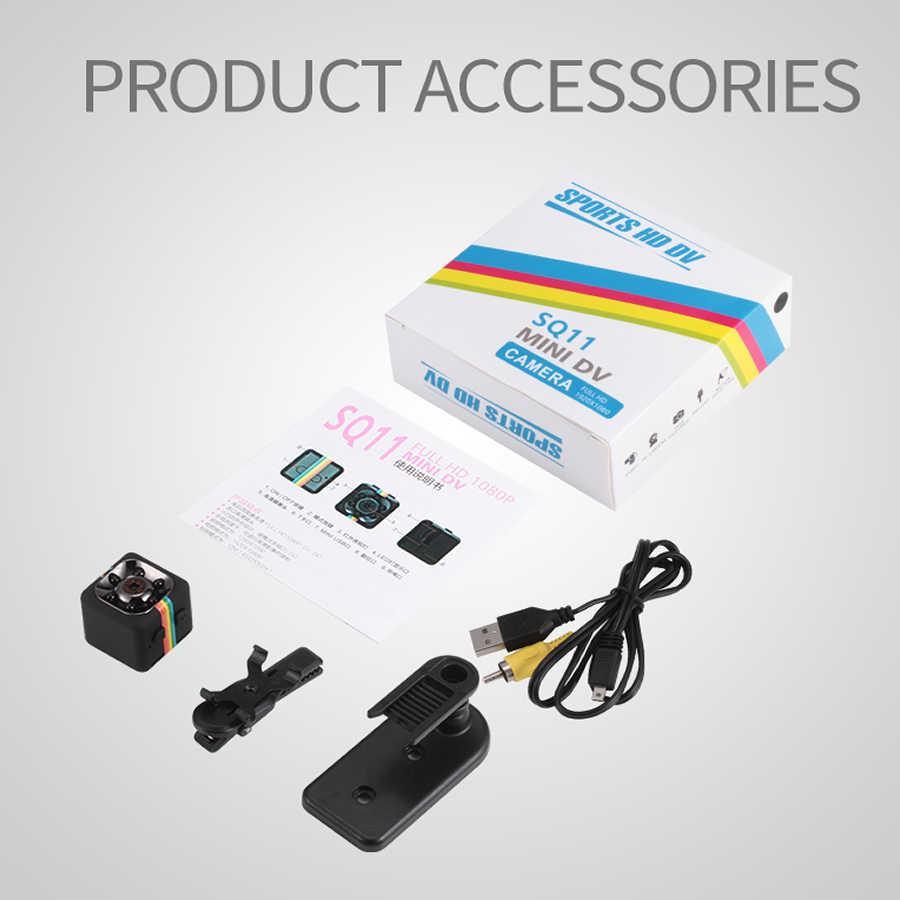 Electop SQ11 HD мини Камера IP небольшой Cam 1080 P Сенсор Ночное видение видеокамера микровидеокамера DVR DV (устройство цифровой записи) регистратор движения камера-Регистратор