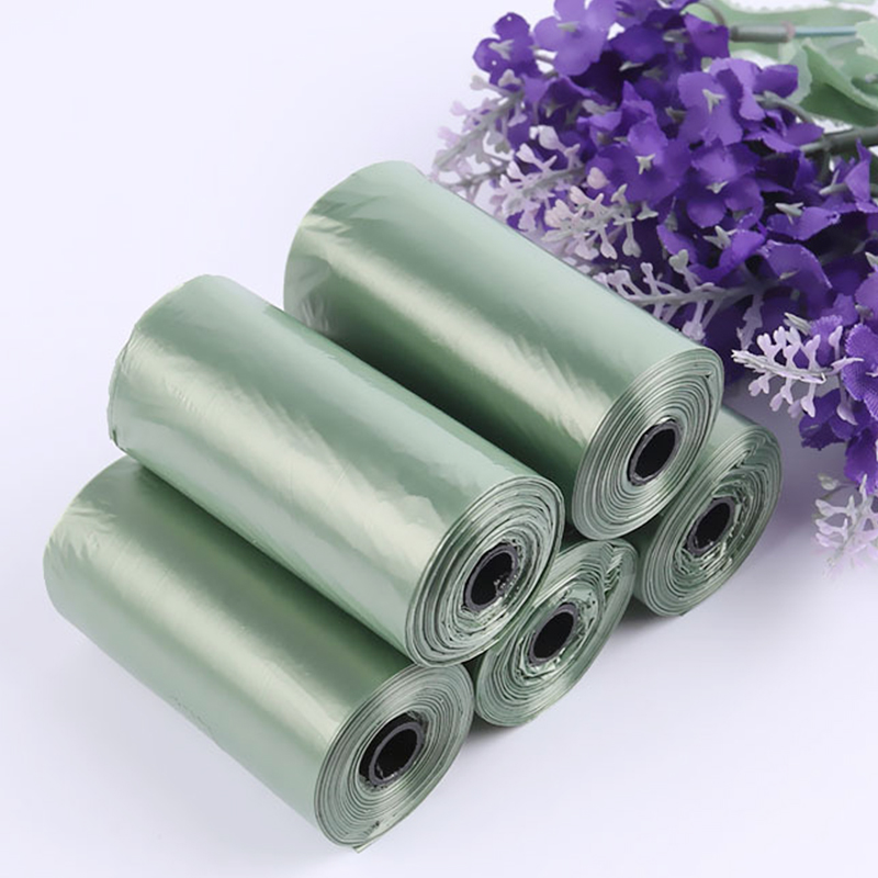 30 Rolls 600 Pcs Pets Garbage Bags Cleaning up Pet Dog Fecal bag with Pick Cat Waste Poop Supplies