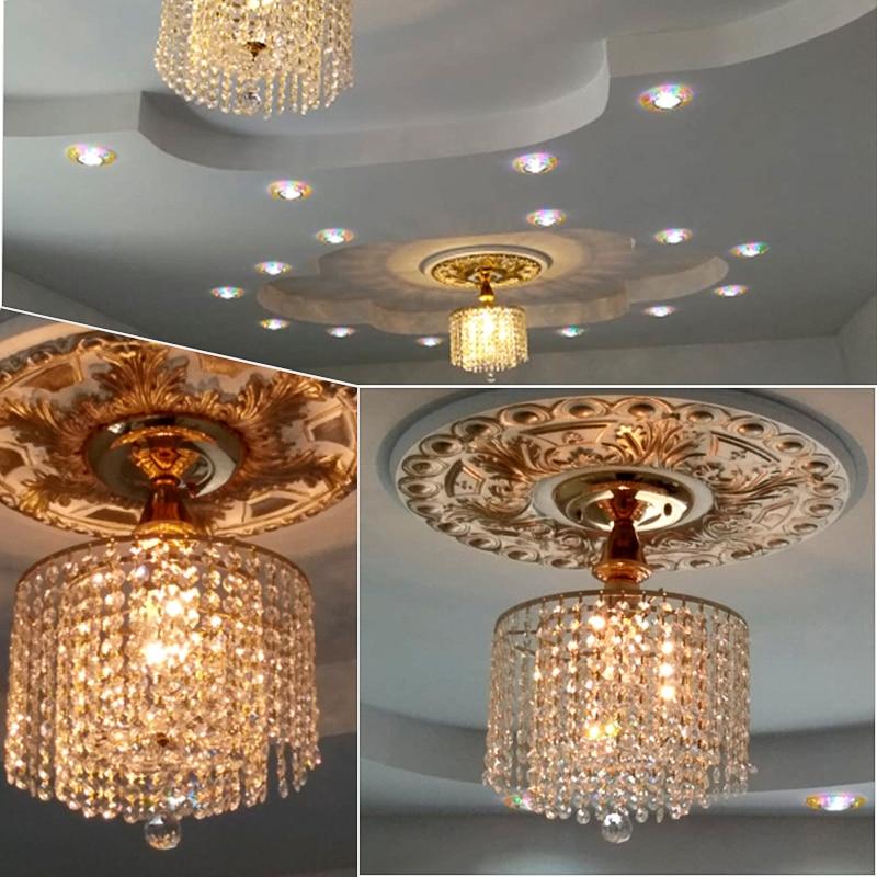 HTB1A91rU4naK1RjSZFBq6AW7VXa6 Modern LED Chandeliers   Modern Ceiling Lights   Modern retro plated crystal lustre Ceiling Lights E27 Plafonnier LED ceiling Lamp Luminaire For Living Room bedroom hotel hall
