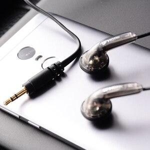 Image 5 - HANGRUI наушники с плоской головкой VE Monk Plus наушники спортивные наушники для бега стерео бас гарнитура для Iphone XiaoMi Huawei наушники