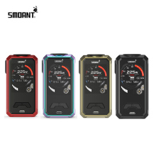 Original Electronic Cigarette Smoant Charon Mini 225w TC vape mod dual 18650 battery smoant box mod 2.0 inch screen mod vs Naboo original teslacigs punk 85w box mod vape teslacigs tc vw punk mod electronic cigarette mod