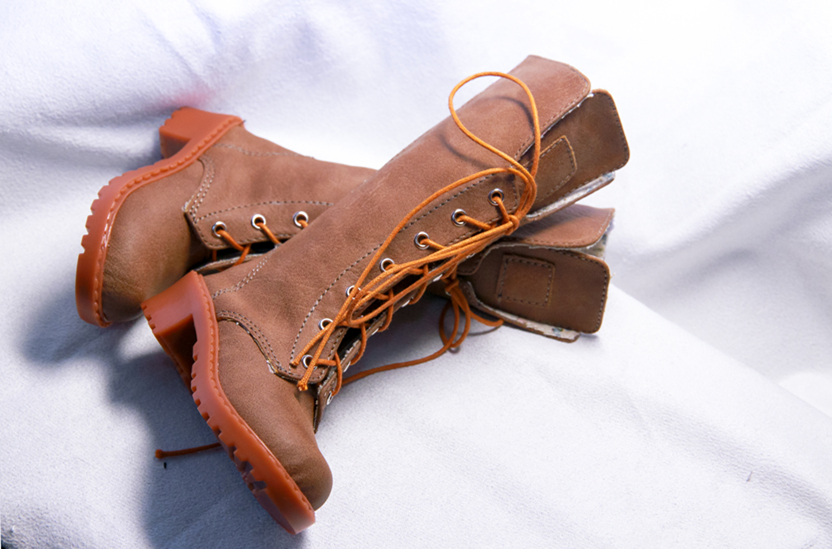 BJD  doll shoes Doll accessories brown lacing  boots brown leather shoes 1/3 SD17 ID SSDFsize bjd doll shoes doll accessories chocolate martin boots 1 4 id 1 3 sd17 uncle