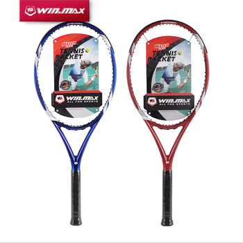 2017 WINMAX 1 Piece Carbon Graphite Tennis Racket Head with a Carrying Bag