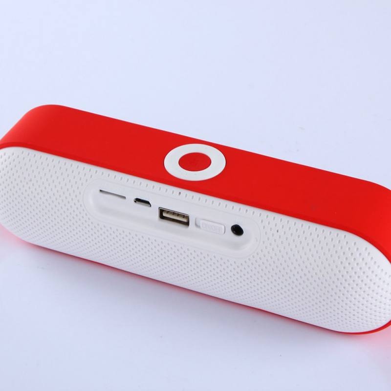 3D Stereo Sound Mini Bluetooth Speaker NBY-18 Portable Wireless Speakers Music Surround Support AUX USB 32G TF S01