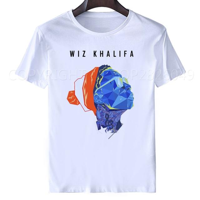 11274de4a Mac Miller T Shirt 2018 GO:OD AM Rap Hip Hop odd future wiz khalifa lil b  ab soul summer tops for women 2018 summer white tops