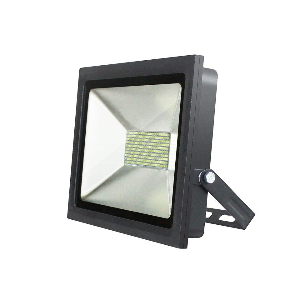 LED Floodlight 15W 30W 60W 100W 150W 200W LED Outdoor Flood Spotlight 170-240V Warm Cool White LED Lamp Super Bright LED Light