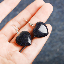 Fashion Women Earrings Loving Heart Imitation Marble Pattern Earrings Geometric Dangle Earrings For Women Jewelry Accessories цена 2017