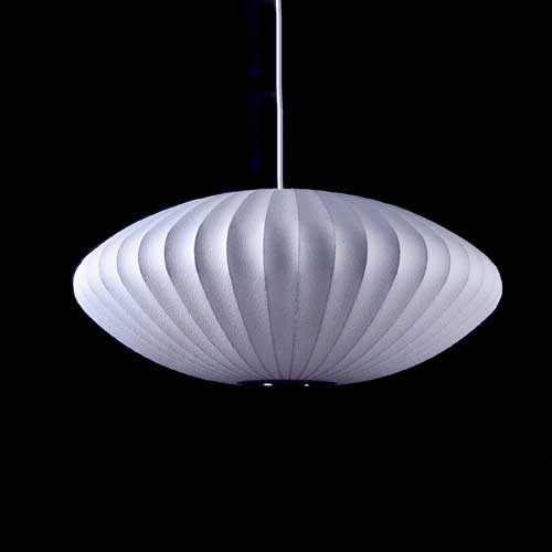 Free shipping bubble saucer pendant lamp silk lamp