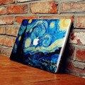 Всего тела ноутбука наклейка наклейка для Apple MacBook Pro Retina 11 13 15 17 дюймов нижняя крышка защитная пленка - звезда и ван гог