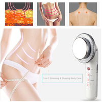 NEW Ultra Cavitat Fat & Cellulite Remover Machine LED Ultrasound Fat Cavitation Therapy Painless Face Lift Massage Beauty Tools