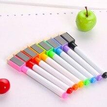 Экологически чистая 8 шт. стирающаяся ручка для белой доски новое поступление