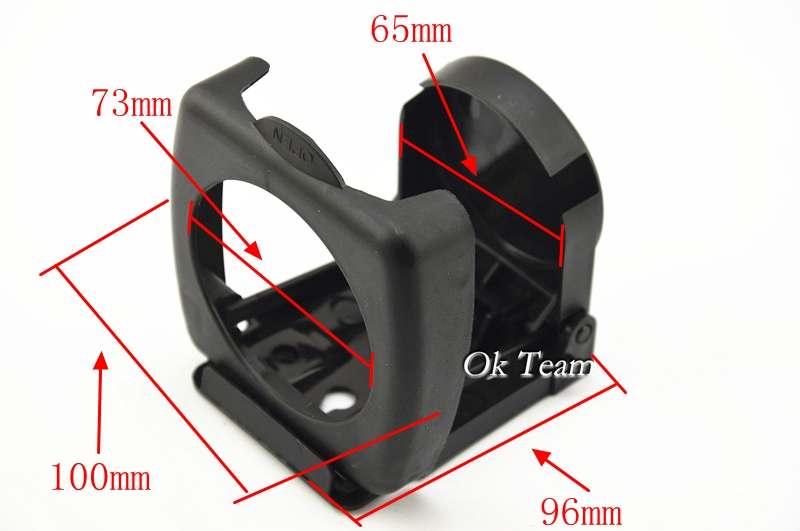 Image 5 - Universal High quality Folding Car cup holder Black Drink Holder Multifunctional Drink Holder Auto Supplies Car Cup Car Styling-in Drinks Holders from Automobiles & Motorcycles