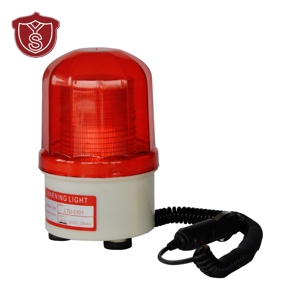 LTD-5101 DC12V LED car emergency strobe light car warning lights Fireman Vehicle Beacon warning light ltd 1101l dc12v led rotary warning lamp alarm police fireman car emergency strobe light vehicle beacon tower signal with ce rohs