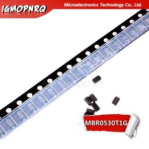 100PCS MBR0530 MBR0530T1G SOD123 SOD new and original IC