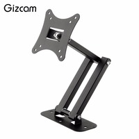 New Articulating Adjustable Swivel Tilt LED LCD TV Wall Mount Brackets 10 26 Steel Support 50kg