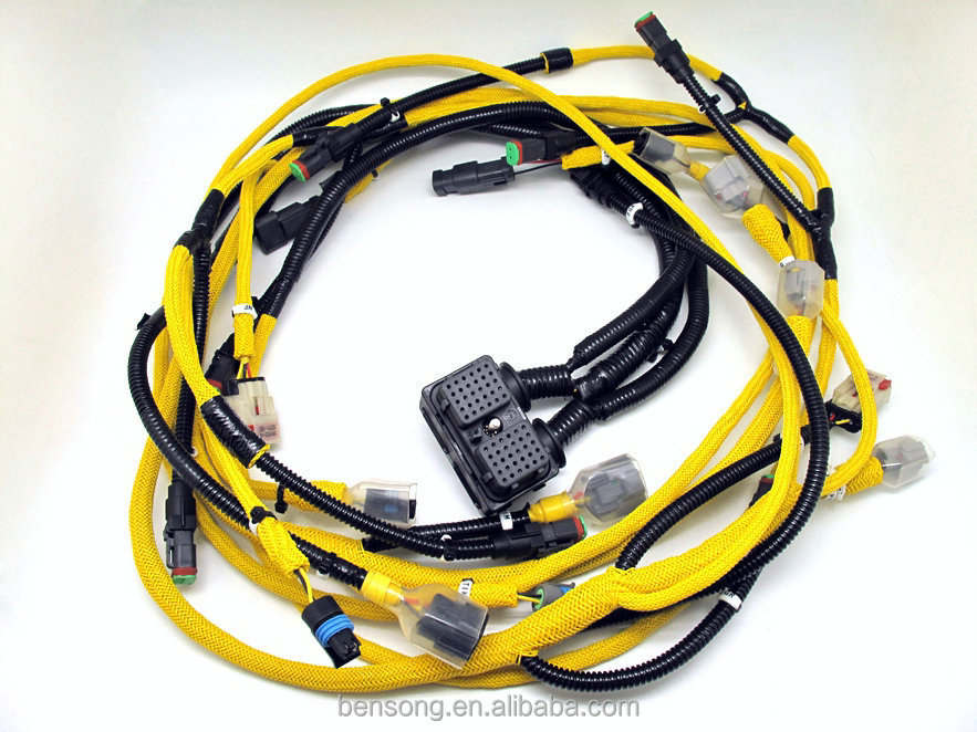 HTB1A97gIpXXXXXwXpXXq6xXFXXXH 6251 81 9810 wiring harness for komatsu diesel engine pc400 7eo 8 Largest Komatsu Excavator at couponss.co