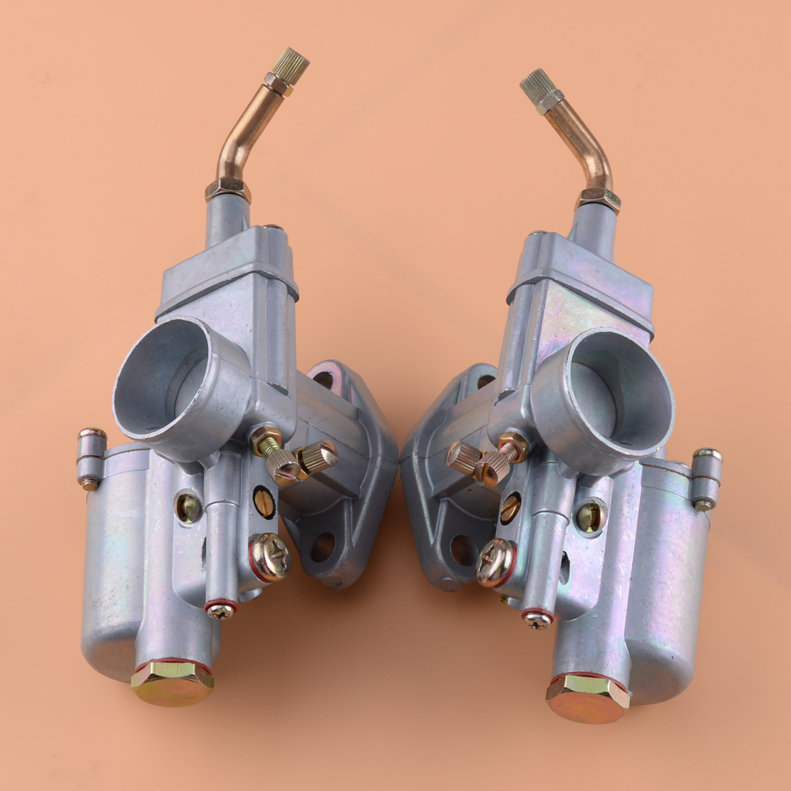 DWCX 1pair 28mm Carb Pair Vergaser Carburettor Carby fit for K302 BMW M72 MT URAL K750 MW DneprDWCX 1pair 28mm Carb Pair Vergaser Carburettor Carby fit for K302 BMW M72 MT URAL K750 MW Dnepr