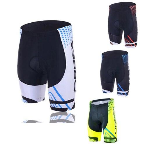 2017 ORBEA Manner Radfahren Shorts 9D Padded Gel Kurze Fahrrad MTB Bike ShortsPantalones cortos de ciclismo