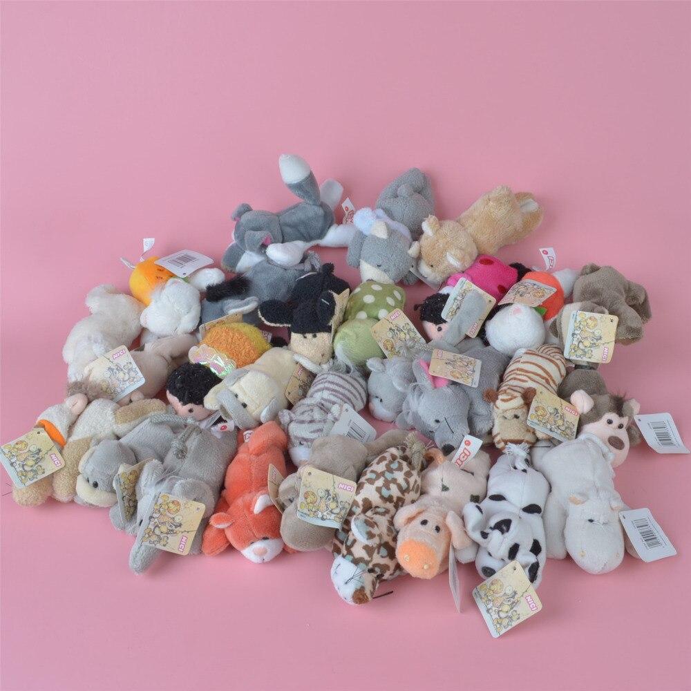 Oyuncaklar ve Hobi Ürünleri'ten Doldurulmuş ve Peluş Hayvanlar'de 200 adet peluş hayvanlar buzdolabı mıknatısı oyuncak, bebek çocuk peluş oyuncak hediye ücretsiz kargo'da  Grup 1