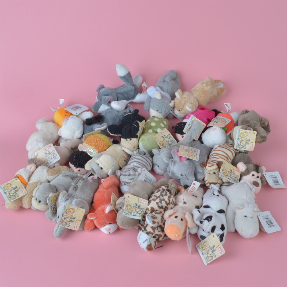 200 sztuk pluszowe zwierzęta magnes na lodówkę zabawki, pluszak dla dzieci zabawki prezent darmowa wysyłka w Pluszowe zwierzęta od Zabawki i hobby na  Grupa 1