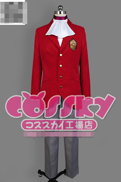 The World God Only Knows Keima Katsuragi cosplay costume unisex customize for any size
